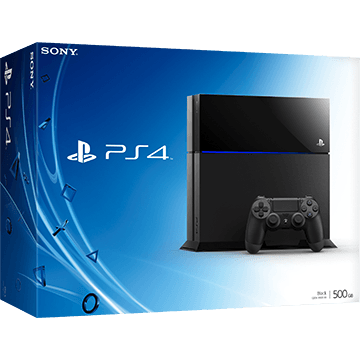 PS4 Standard for just $430.00