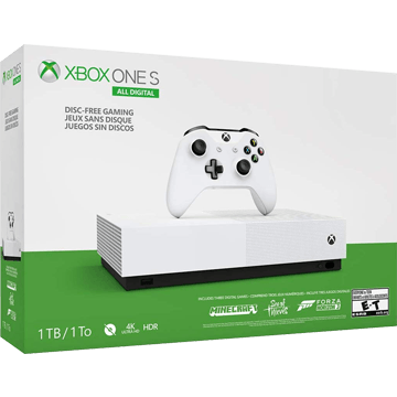 Xbox One S All-Digital for just $231.99