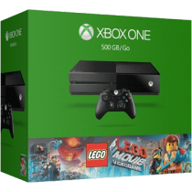 Xbox One Standard + LEGO Movie Video Game for just $310.99