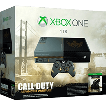 Xbox One Standard + Call of Duty: Advanced Warfare for just $491.99