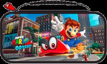 Super Mario Odyssey Deluxe Travel Case